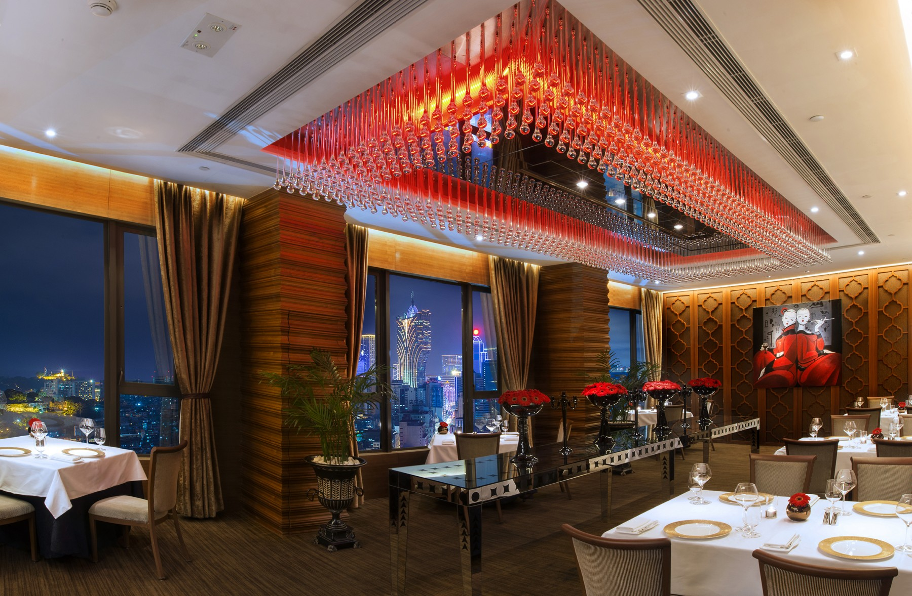 The Tasting Room Macau Dinner Menu