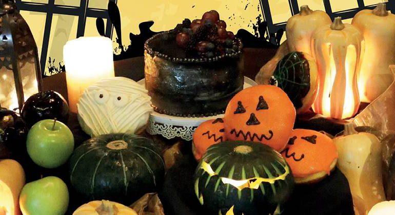 halloween-brunch