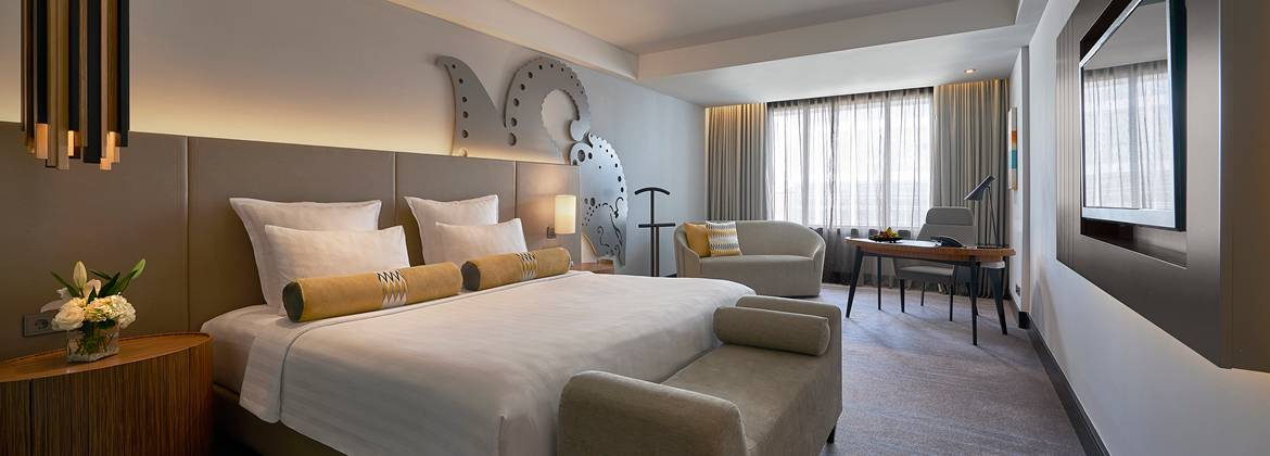 Safe & Stay Room Package