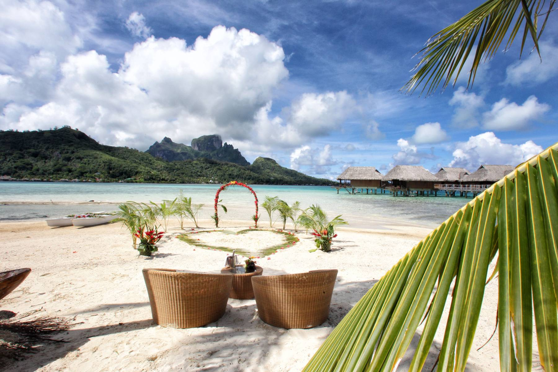 Sofitel bora bora private island weddings junglespirit Choice Image