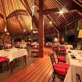 Sofitel Bora Bora Private Island Restaurant Barresized
