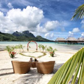 Sofitel Bora Bora Private Island Weddings