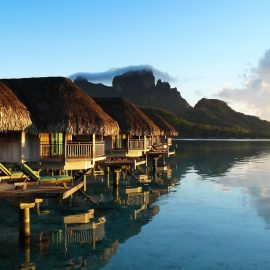 Sofitel Bora Bora Private Island Horizon Luxury Overwater Bungalow