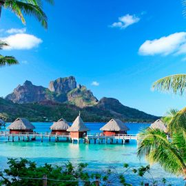 Sofitel Bora Bora Private Island Island Luxury Villaresized