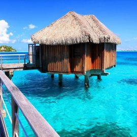Sofitel Bora Bora Marara Beach Resort overwater