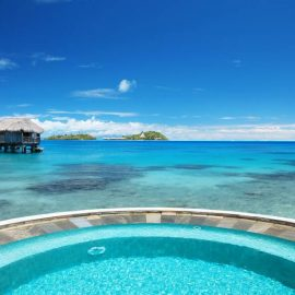 Sofitel Bora Bora Marara Beach Resort Poolside