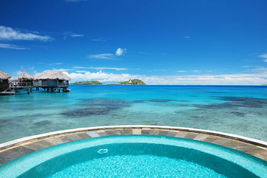 Sofitel Bora Bora Marara Beach Resort - Live the french way