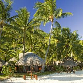 Sofitel Bora Bora Marara Beach Resort Beach Bungalows
