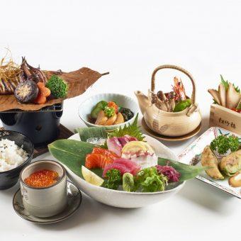 kaiseki-set-dinner