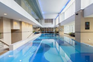 Wellness Services - Indoor pool