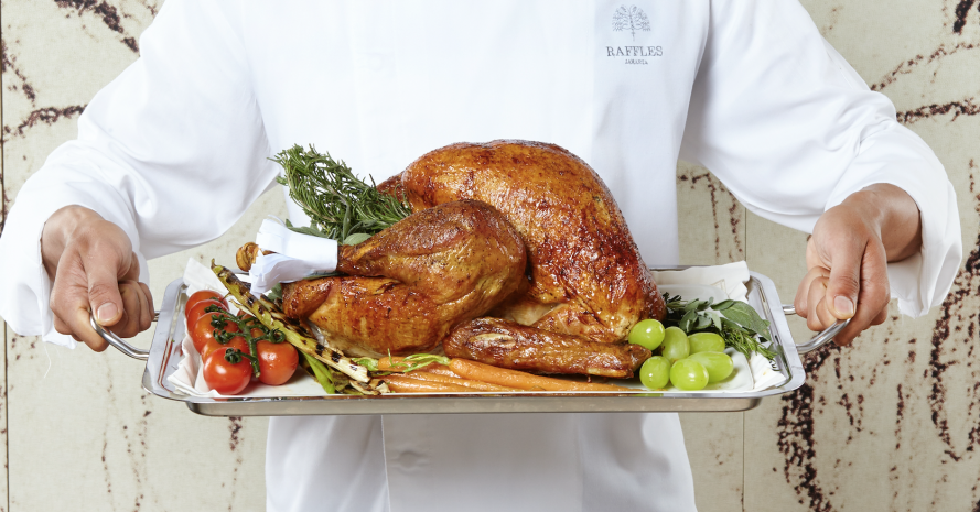 raffles-jakarta-thanksgiving-package