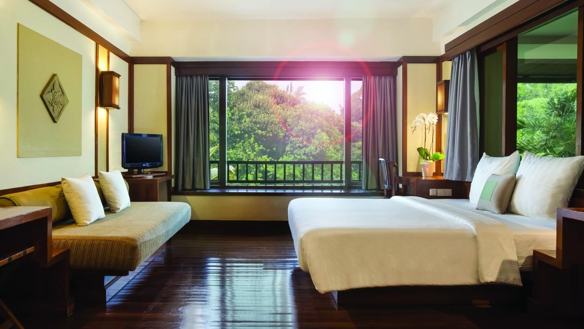 Novotel Bogor Golf Resort Convention Center Guestrooms