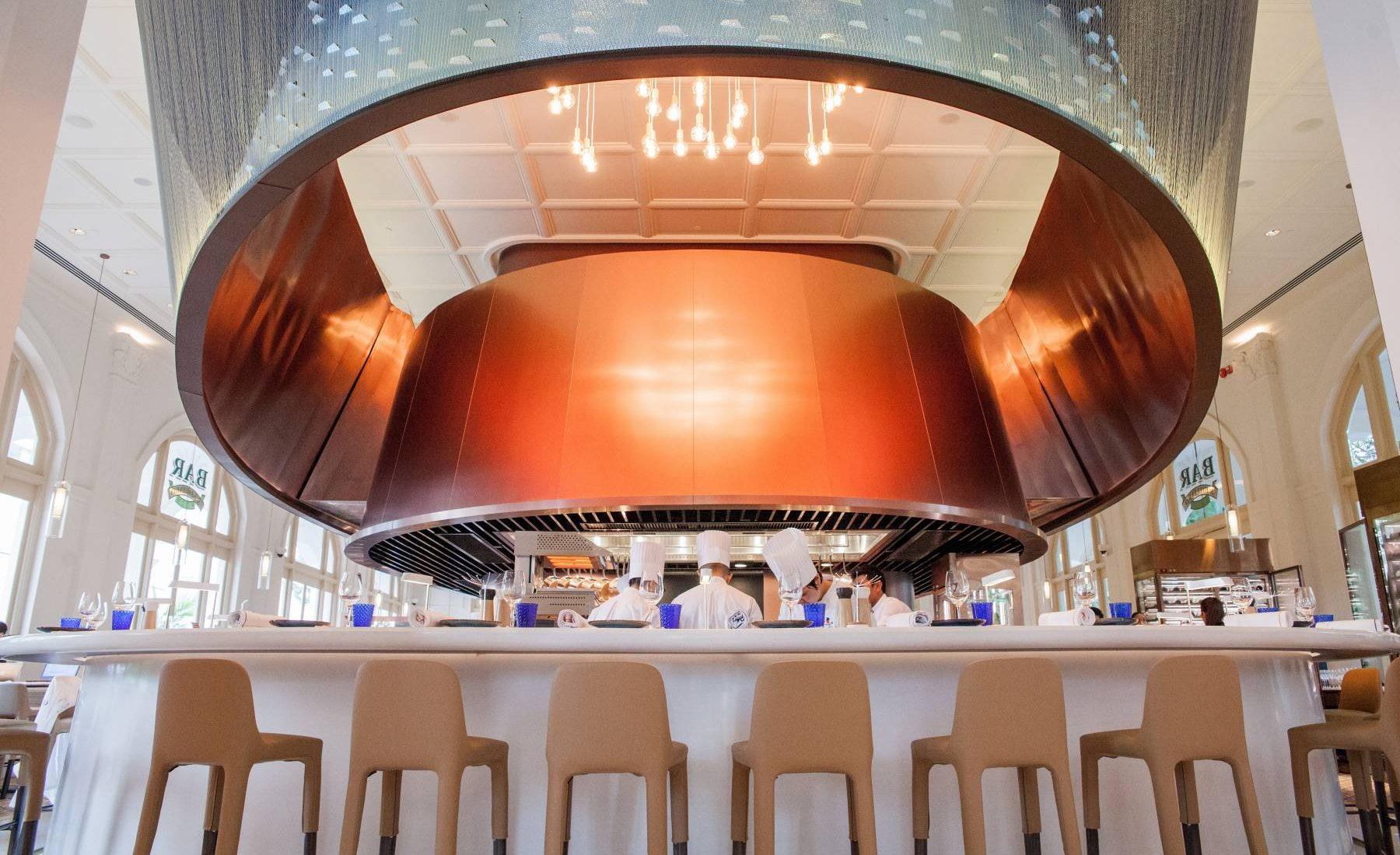 Raffles Singapore - BBR by Alain Ducasse