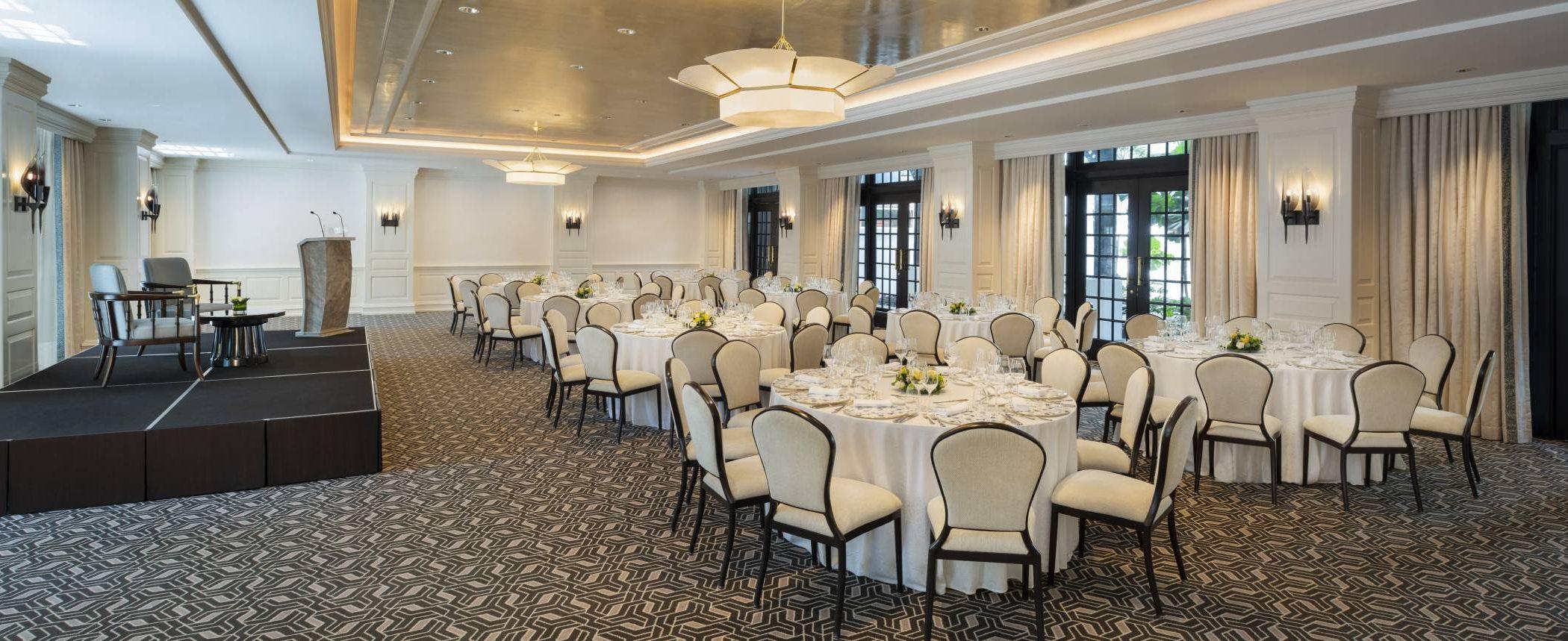 Raffles Singapore  - East India Room