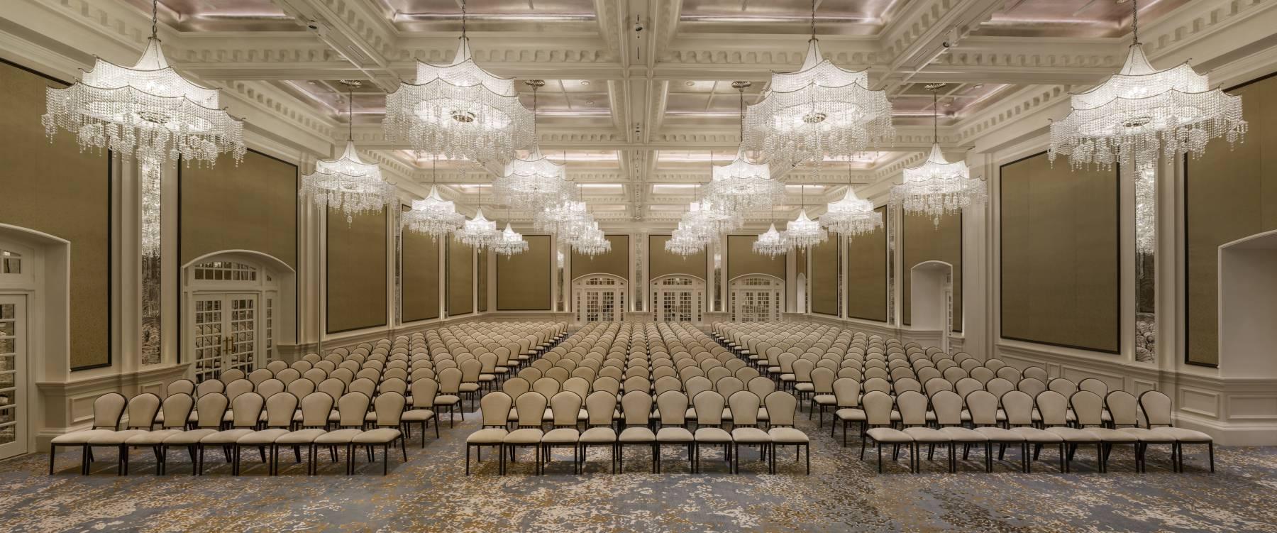 Raffles Singapore  - Jubilee Ballroom