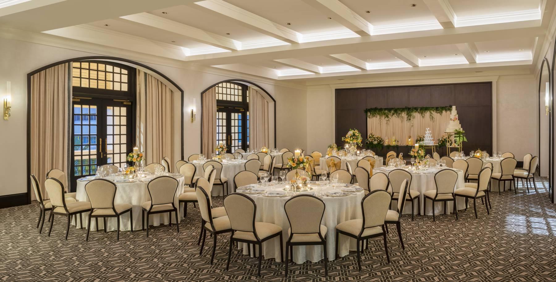 Raffles Singapore  - Casuarina Suite