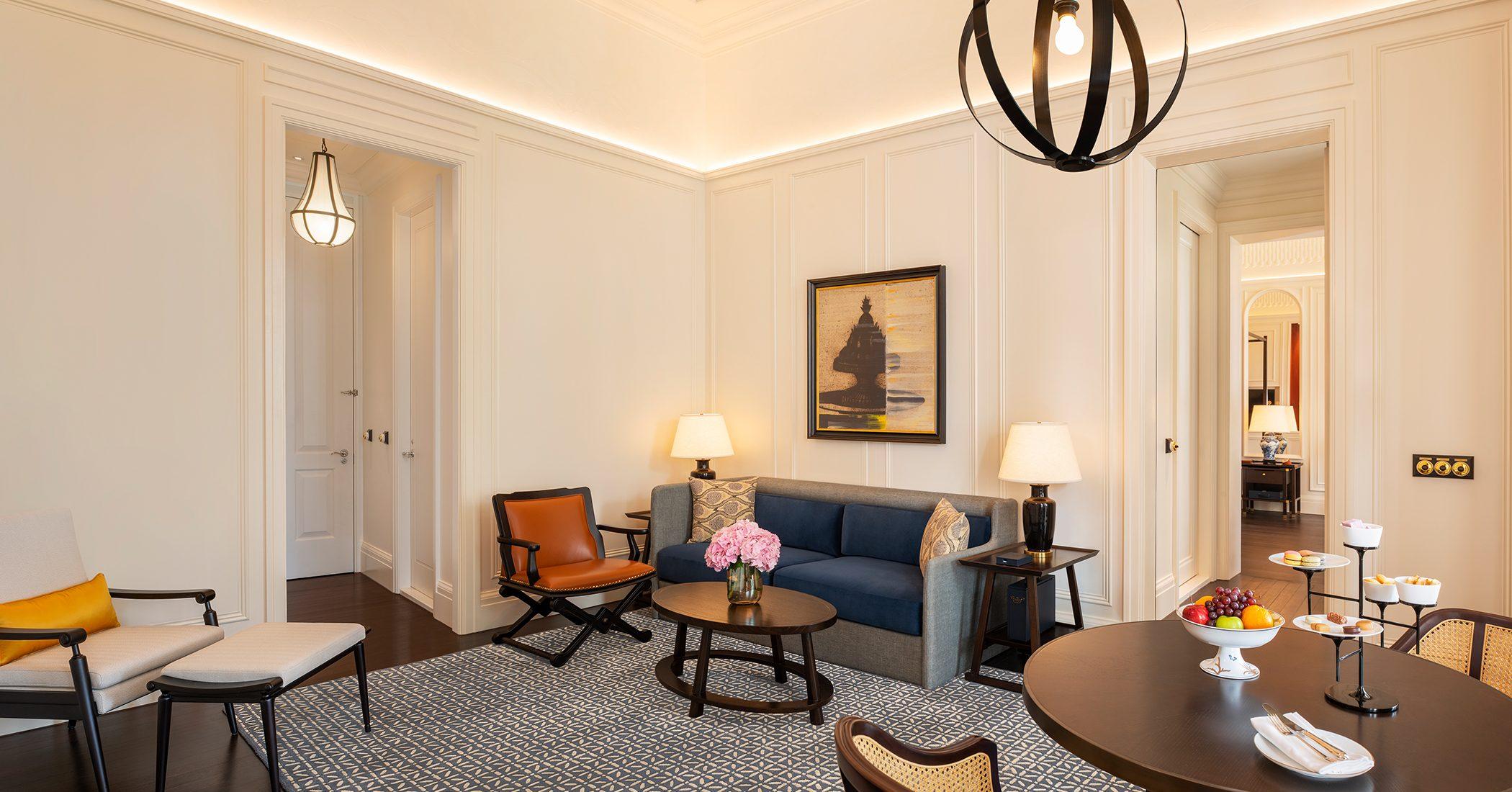 Raffles Singapore - Grand Hotel Suites
