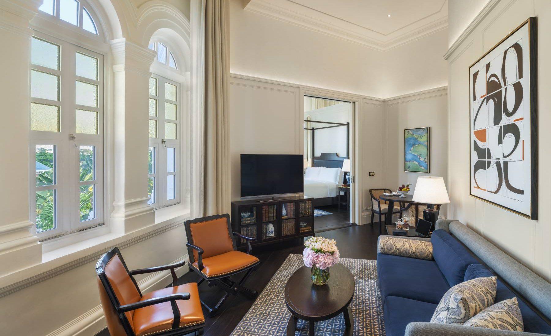 Raffles Singapore - Promenade Suites