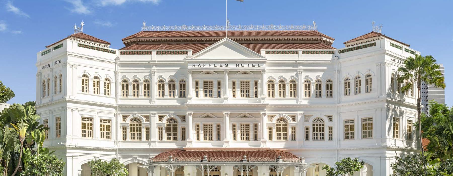 Raffles Singapore  - Offers & Packages