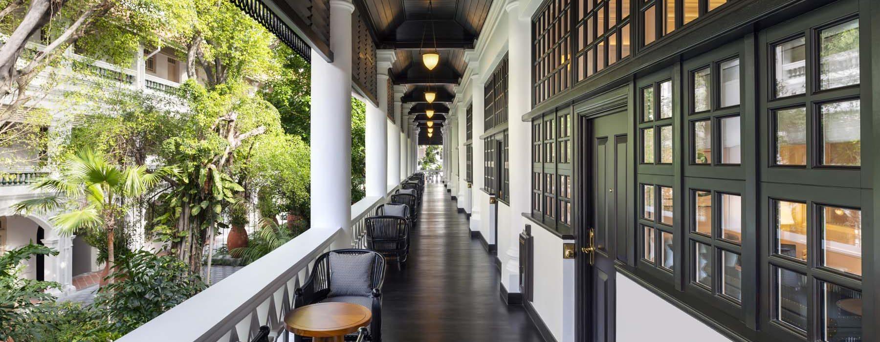 Raffles Singapore - Suites