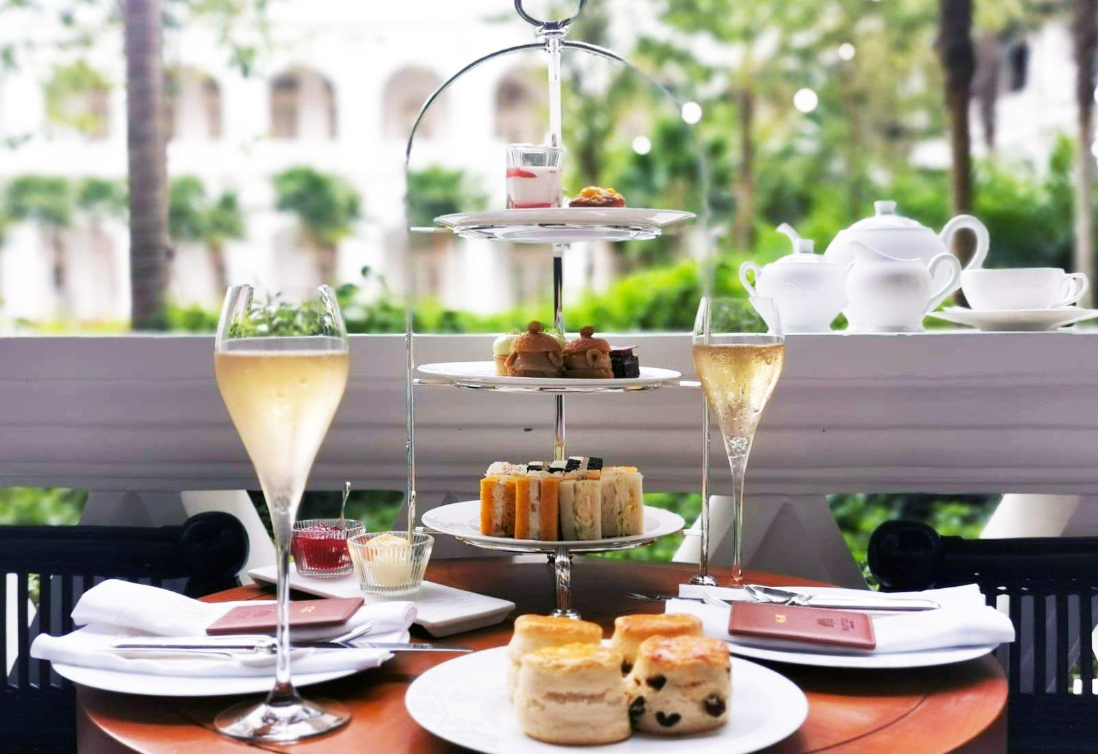 Raffles Singapore - Suite Oasis