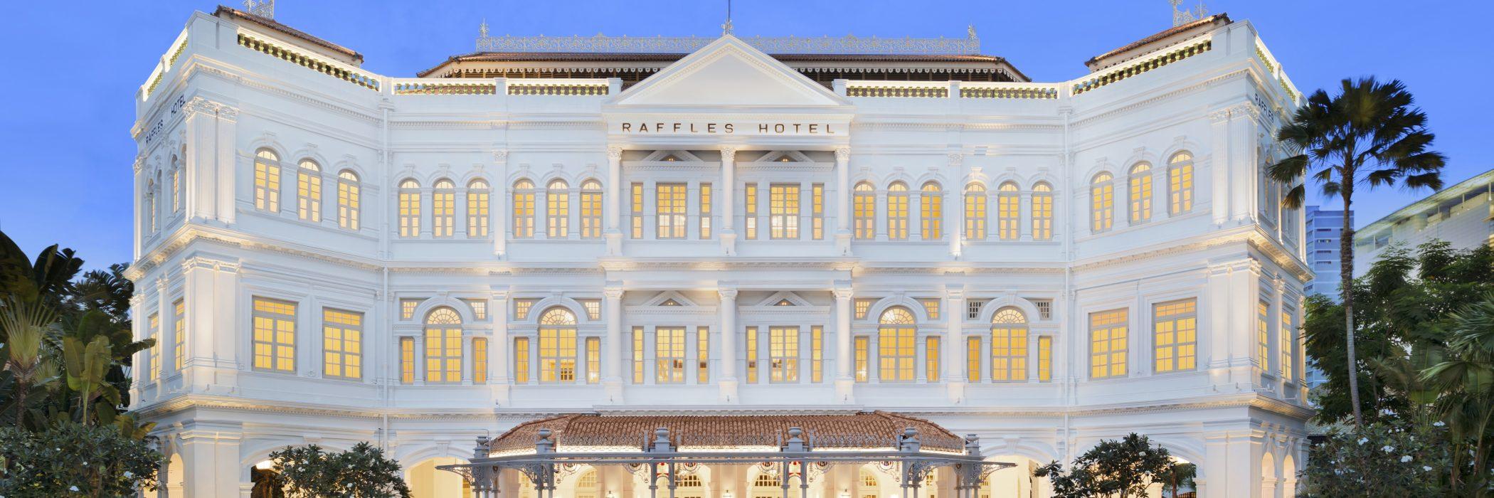 Raffles Singapore - Home Suite Home