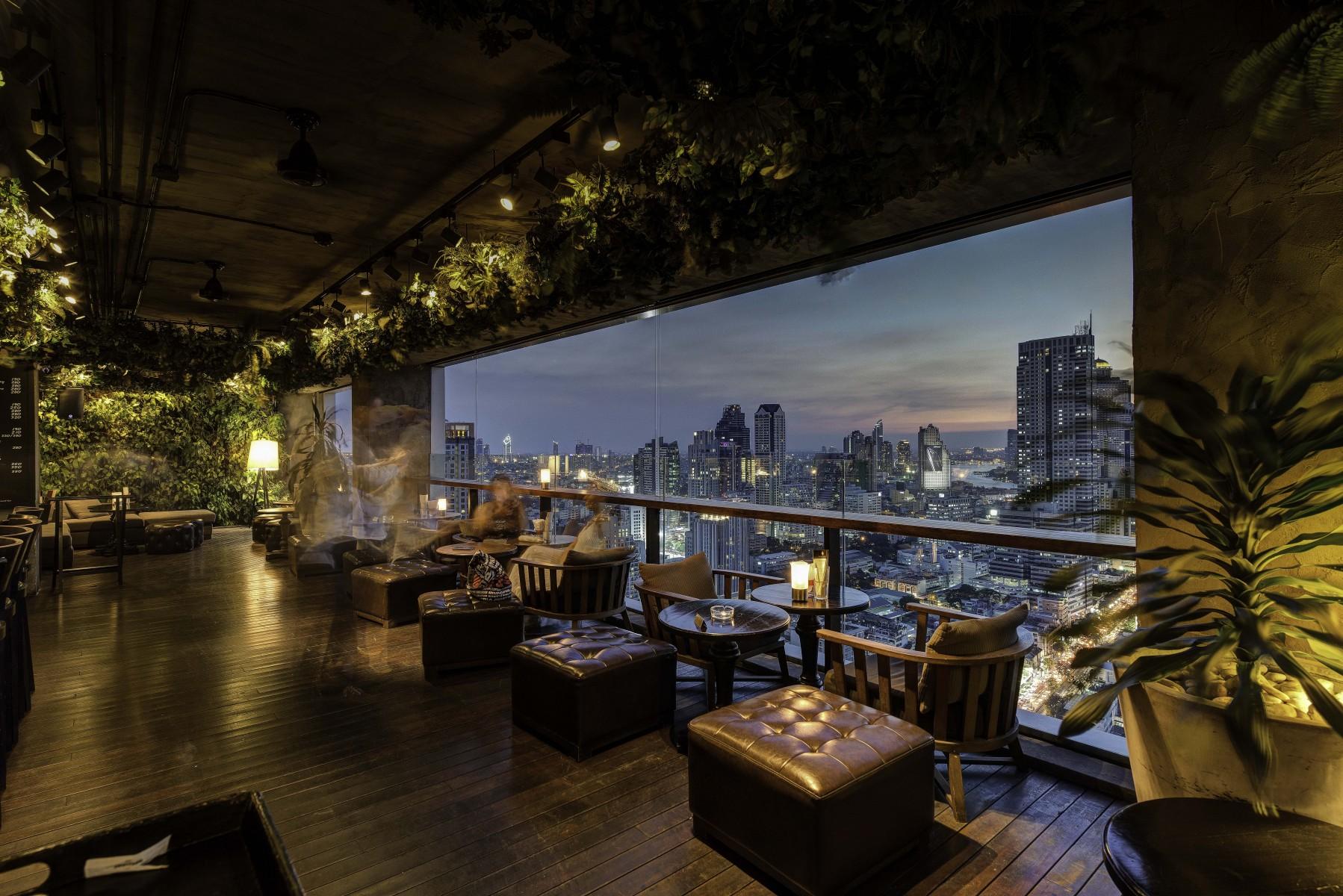Scarlett Rooftop Bar Amp French Restaurant Bangkok Steak