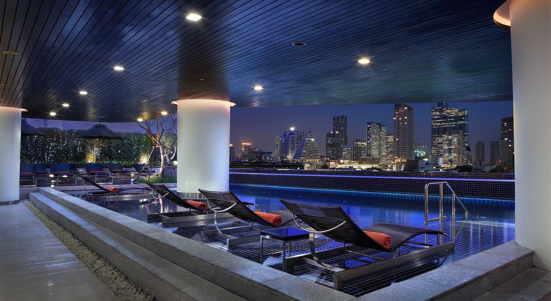 Pullman Bangkok Hotel G Pool