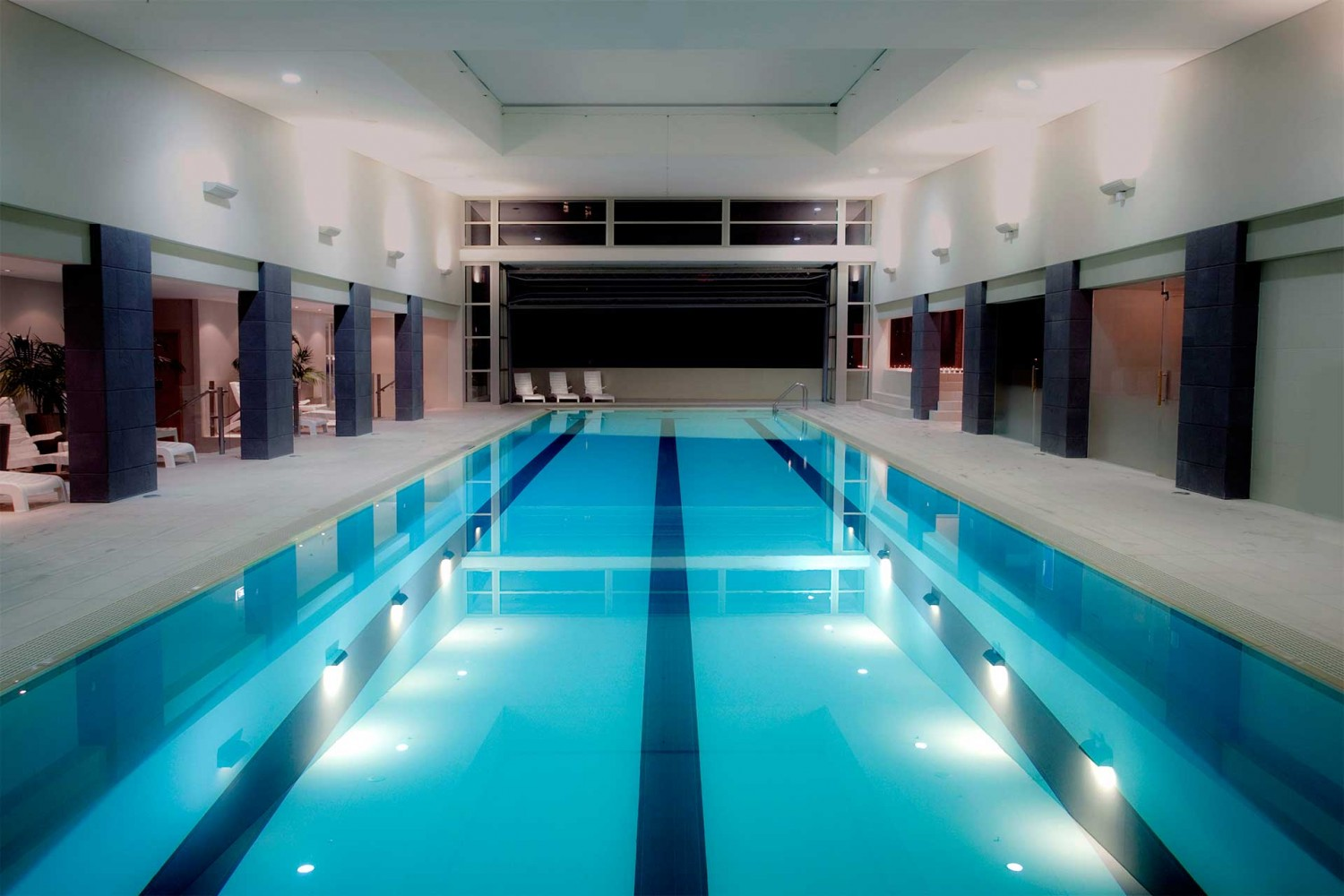 Pullman auckland swimming pool - Pullman central park swimming pool ...