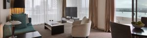 One Bedroom Deluxe Residence Apartment Lounge