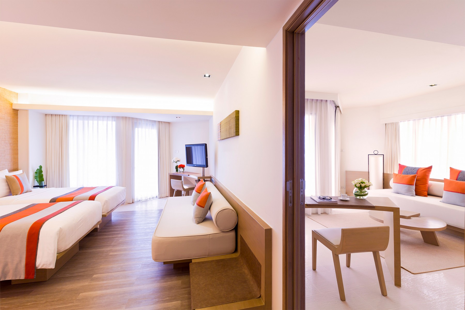 Pullman Pattaya Hotel G Executive Suite Two Bedrooms