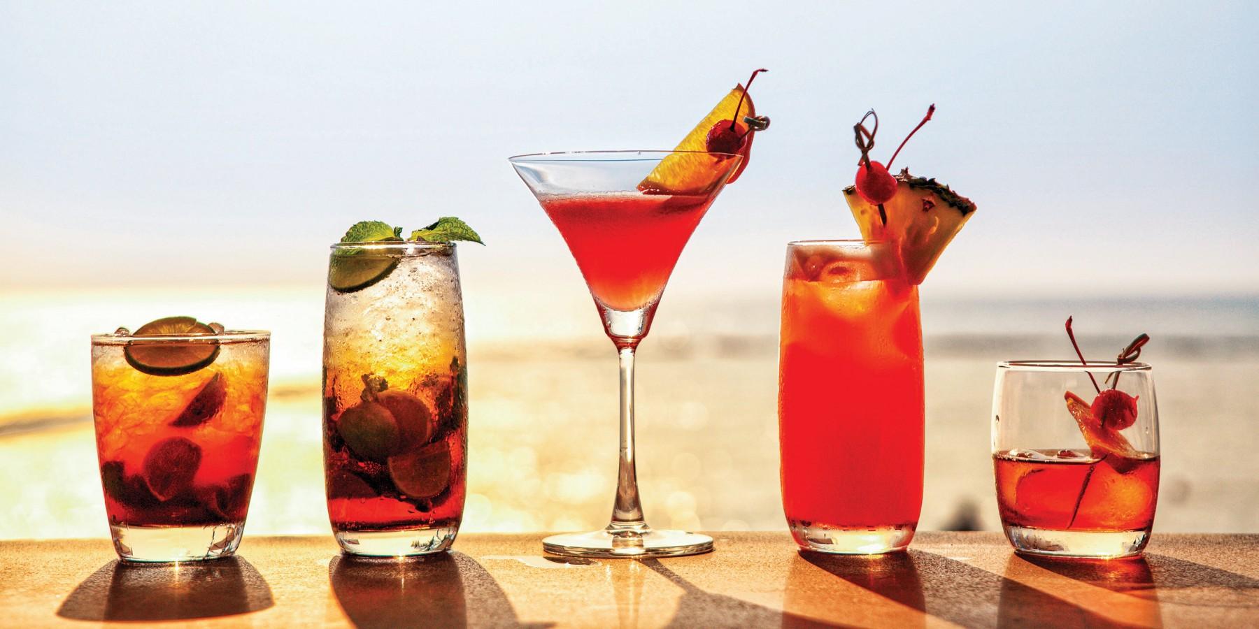 HAPPY HOUR DRINKS IN PATTAYA