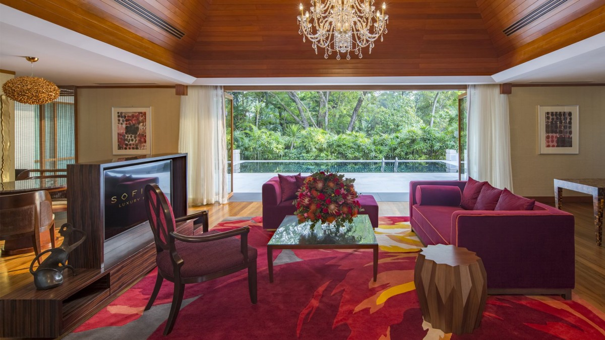 Villa du jardin sofitel singapore sentosa resort spa Salon jardin villa esmeralda tultitlan