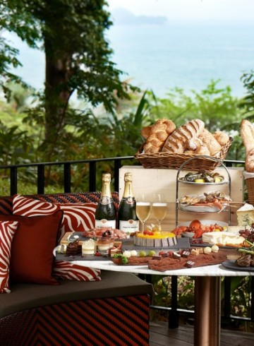 Sofitel singapore sentosa resort spa villa du jardin for Au jardin singapore sunday brunch