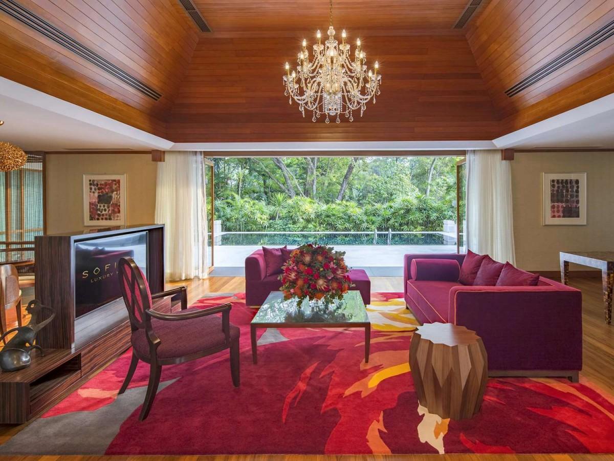 Be our guest sofitel singapore sentosa resort spa for Villa du jardin sentosa