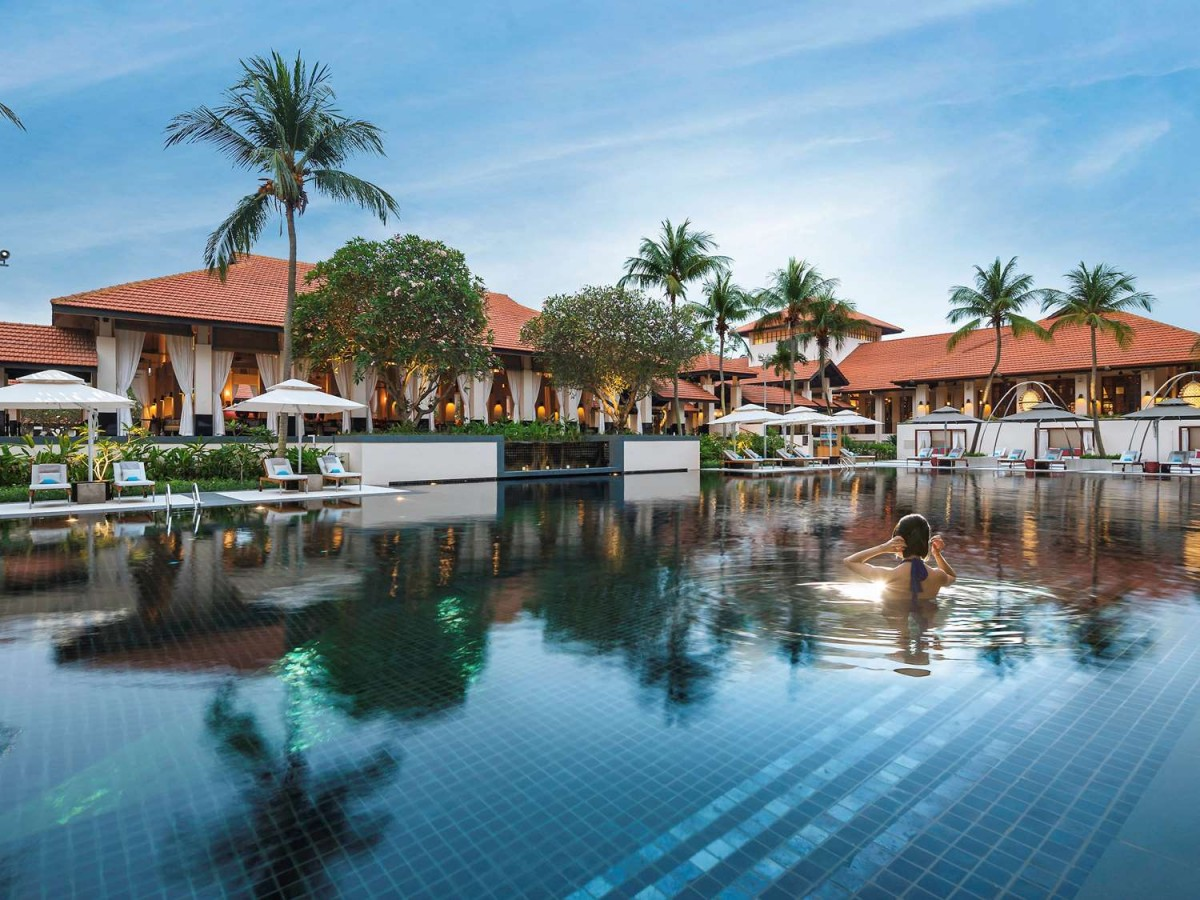 Sofitel Singapore Sentosa Resort Spa Be our guest