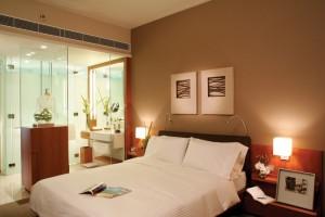 Standard Double Room at Novotel Citygate Hong Kong - Hong Kong Airport Hotel