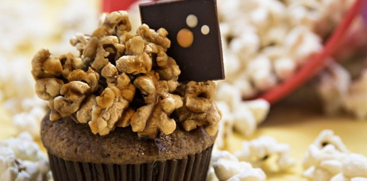 caramel-popcorn-cupcakes