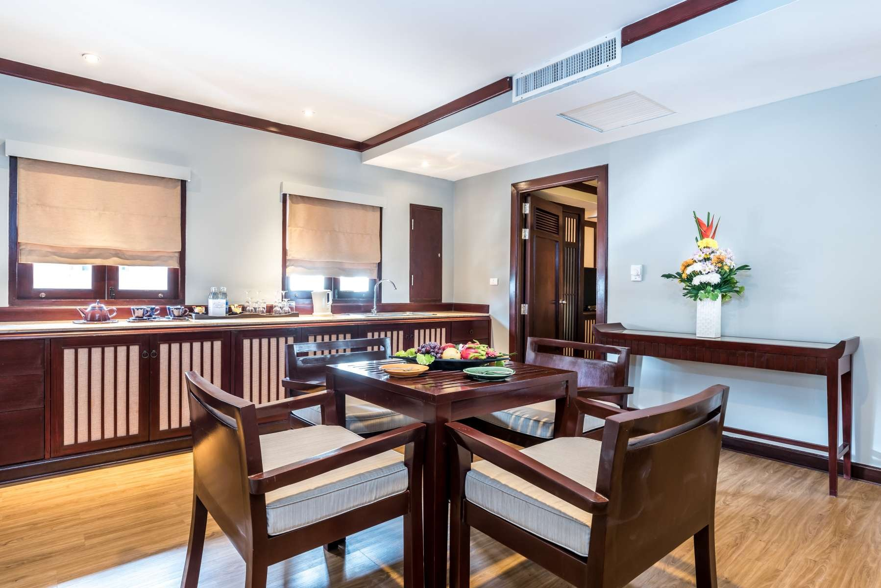 Novotel Samui Resort Chaweng Beach Kandaburi Two Bedroom Suite 39 S Dining