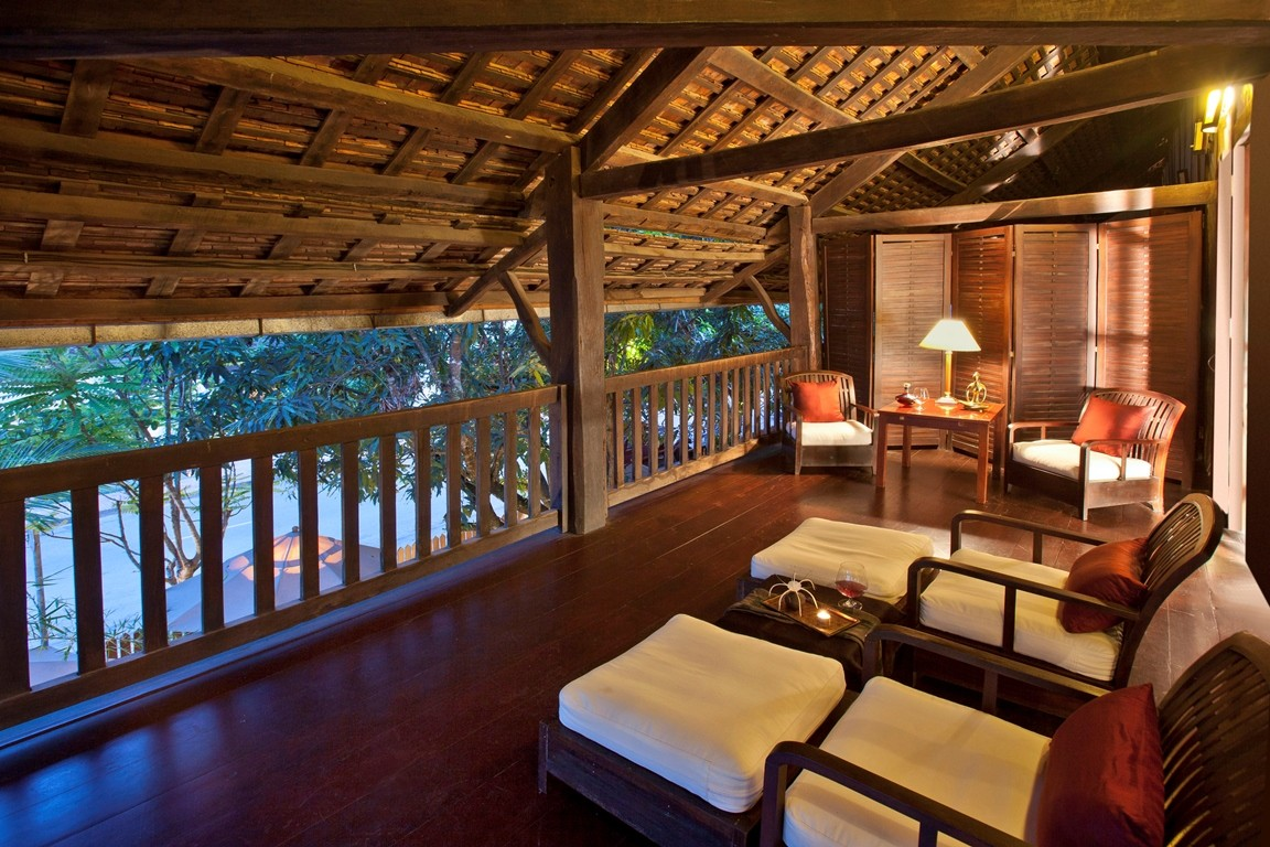 Luxury boutique hotels luang prabang best riverside for Luang prabang luxury hotels