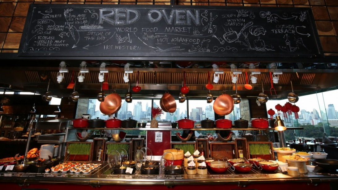 red-oven