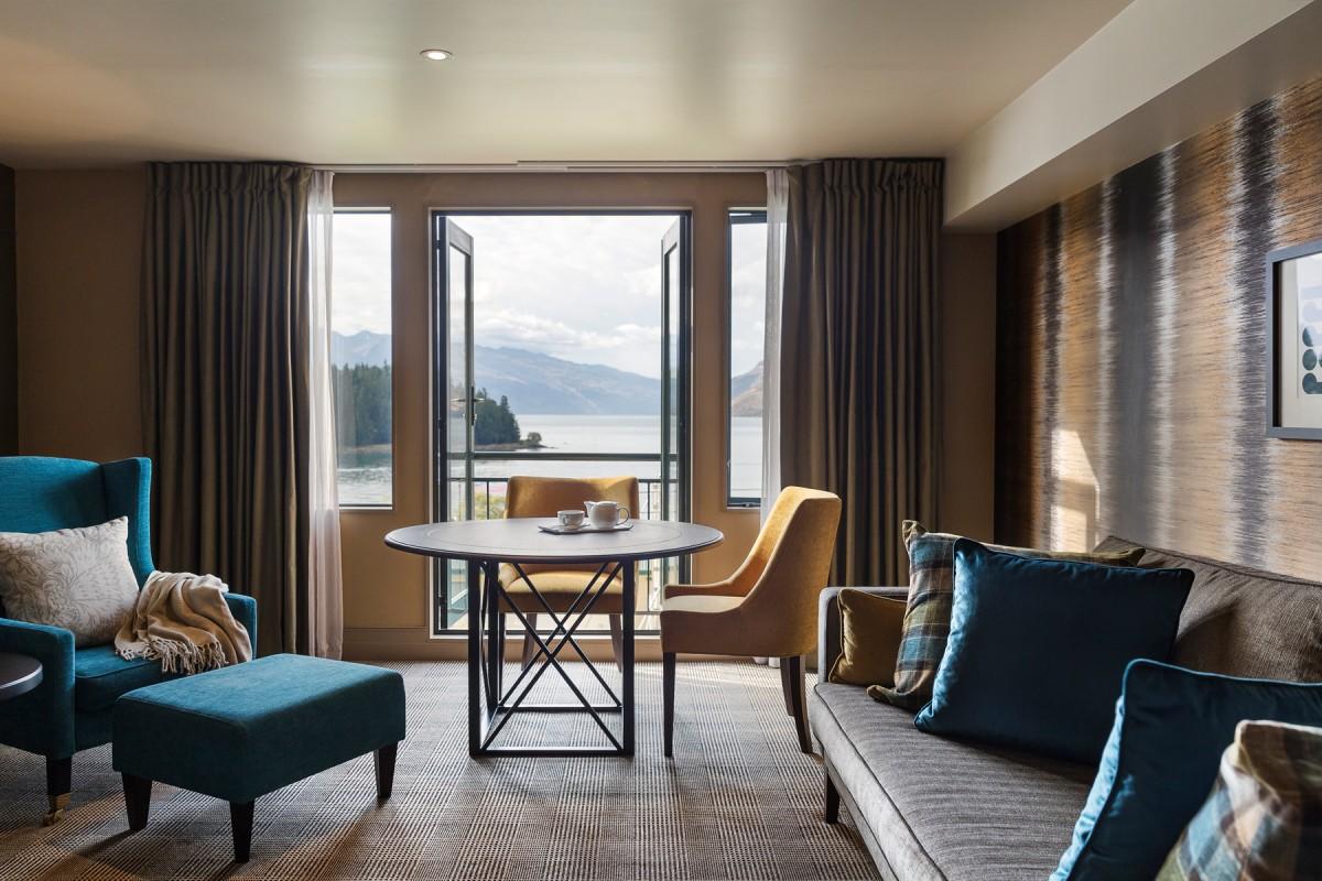 One Bedroom Balcony Suite Hotel St Moritz One Bedroom Alpine Suite Lake View With Balcony