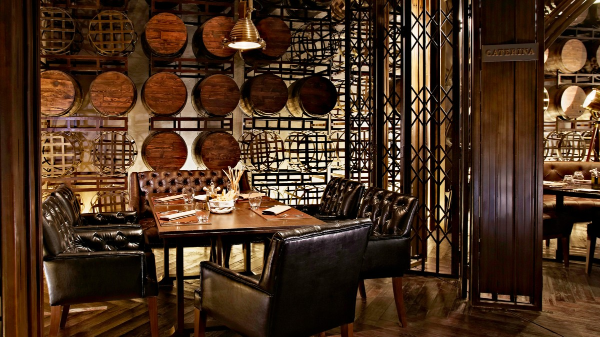 Medici Kitchen And Bar Is Undeniably One Of The Best Italian Restaurants In Bangkok Winner Restaurant By Thailand Tatler