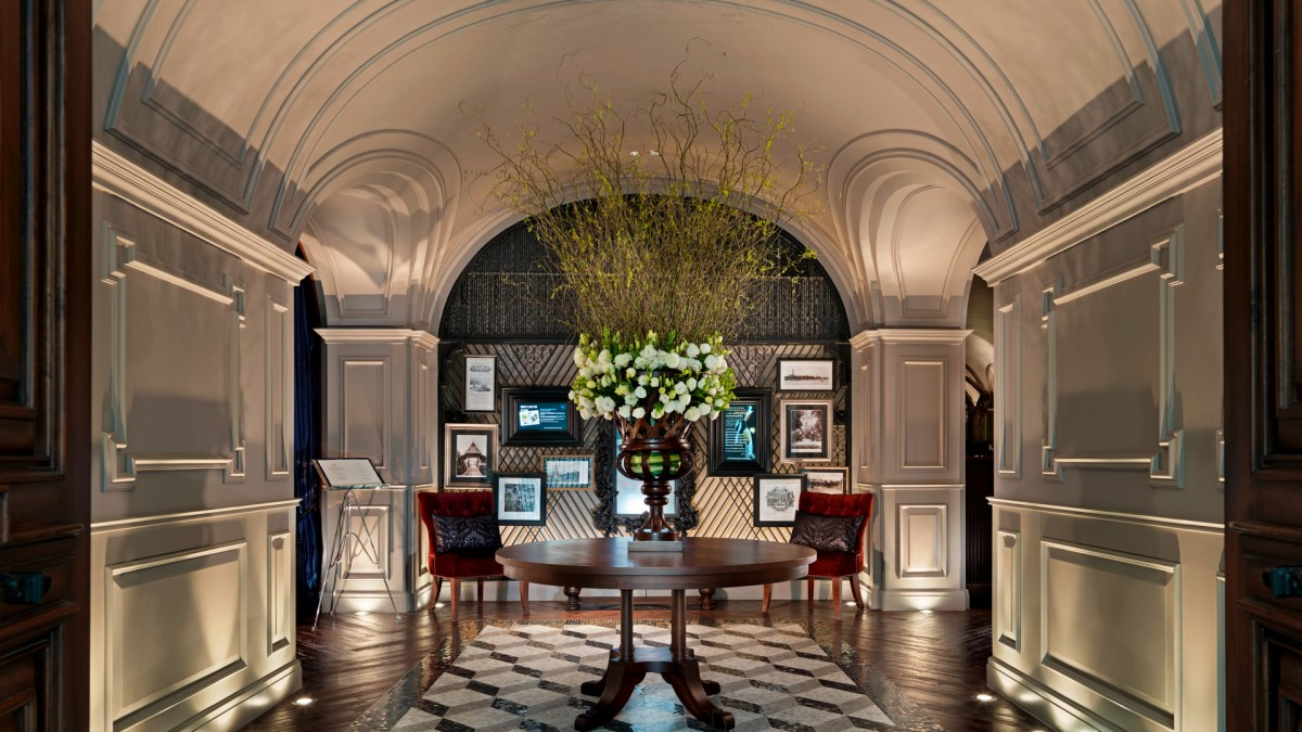 The Athenee Hotel, A Luxury Collection Hotel, Bangkok in