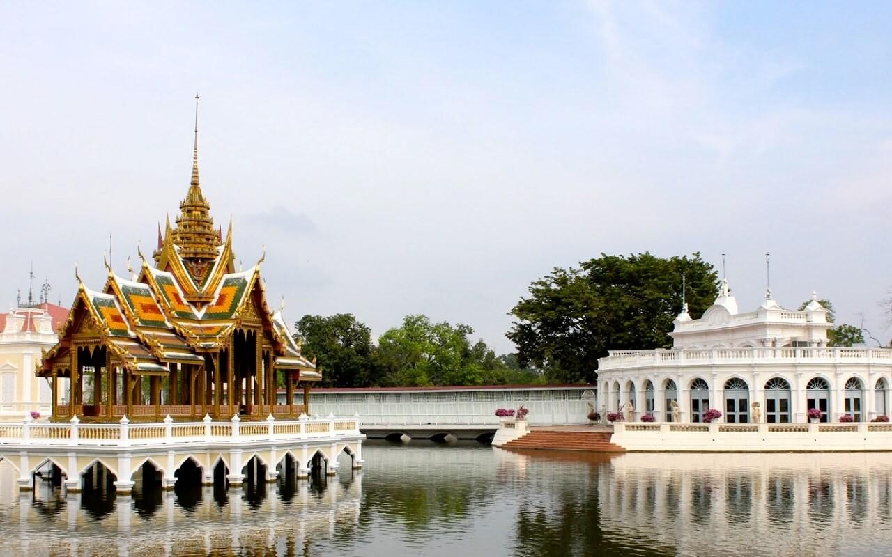 Bang Pa-In PalaceNovotel Bangkok IMPACT