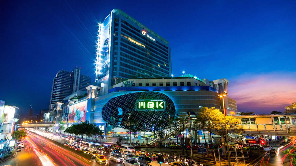 Mbk Center Novotel Bangkok Platinum Pratunam