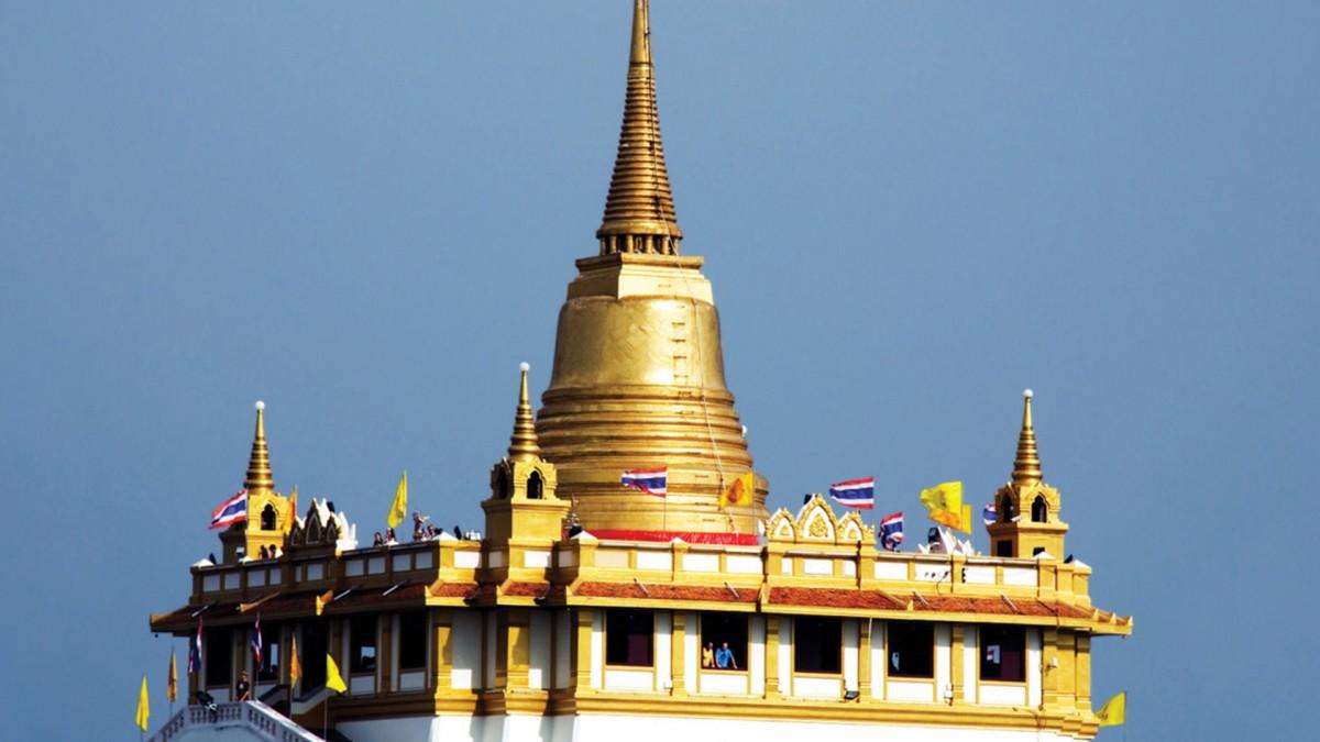 Wat Saket  Novotel Bangkok Platinum Pratunam