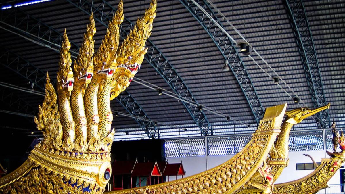 National Museum of Royal Barges  Novotel Bangkok Platinum Pratunam