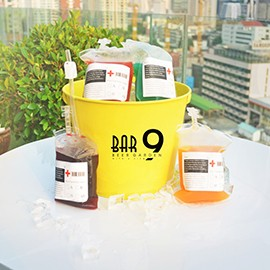 BAR9 Booze bag