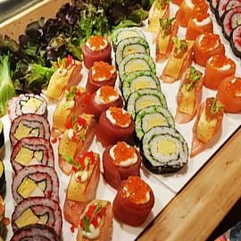 seafood paradise dinner buffet tom yum seafood